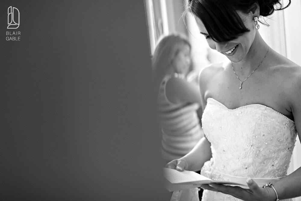 Wedding of Pascale and Mike at the NAV Centre in Cornwall