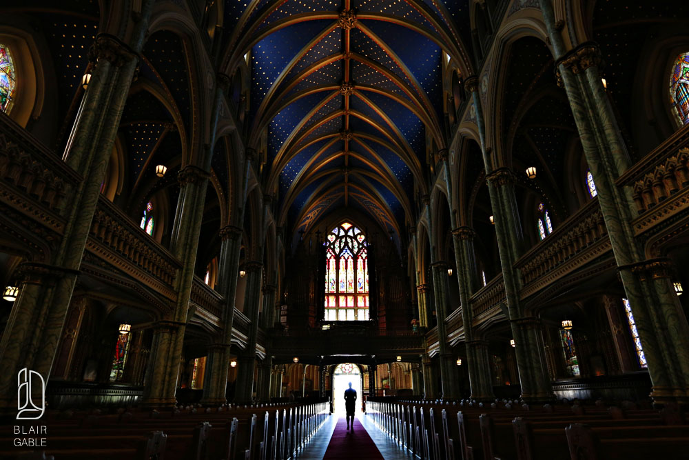 Notre Dame Cathedral wedding (4)