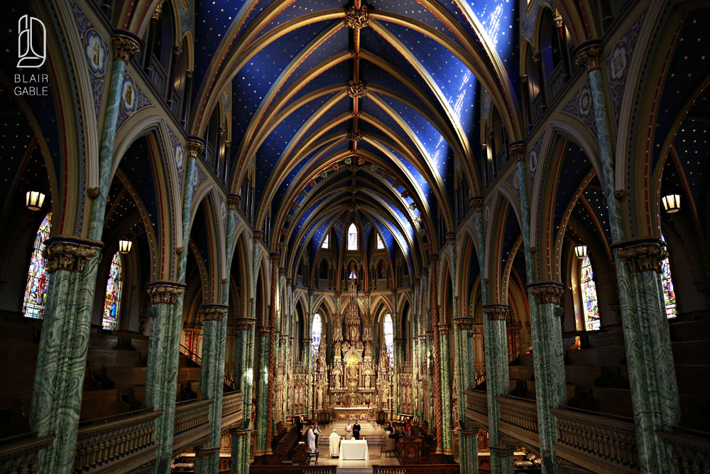 Notre Dame Cathedral wedding (5)