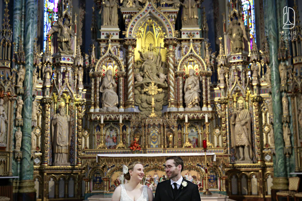 Notre Dame Cathedral wedding (6)