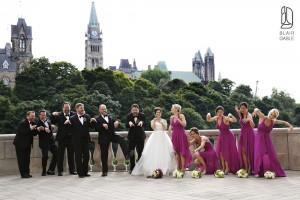 Chateau Laurier wedding