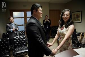 Ottawa City Hall wedding