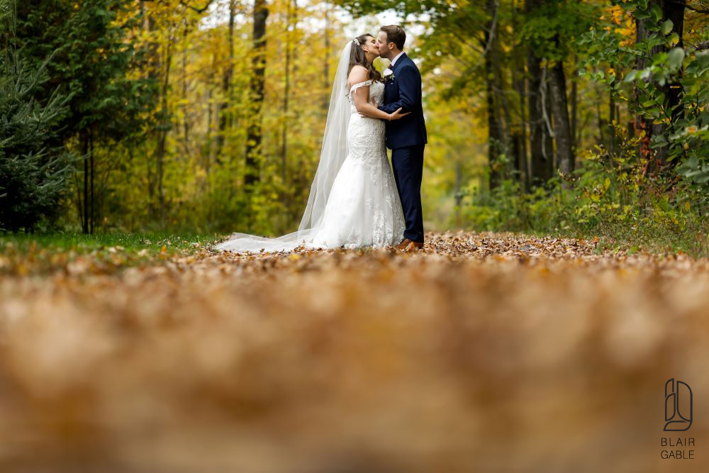 Temple's Sugar Bush Wedding