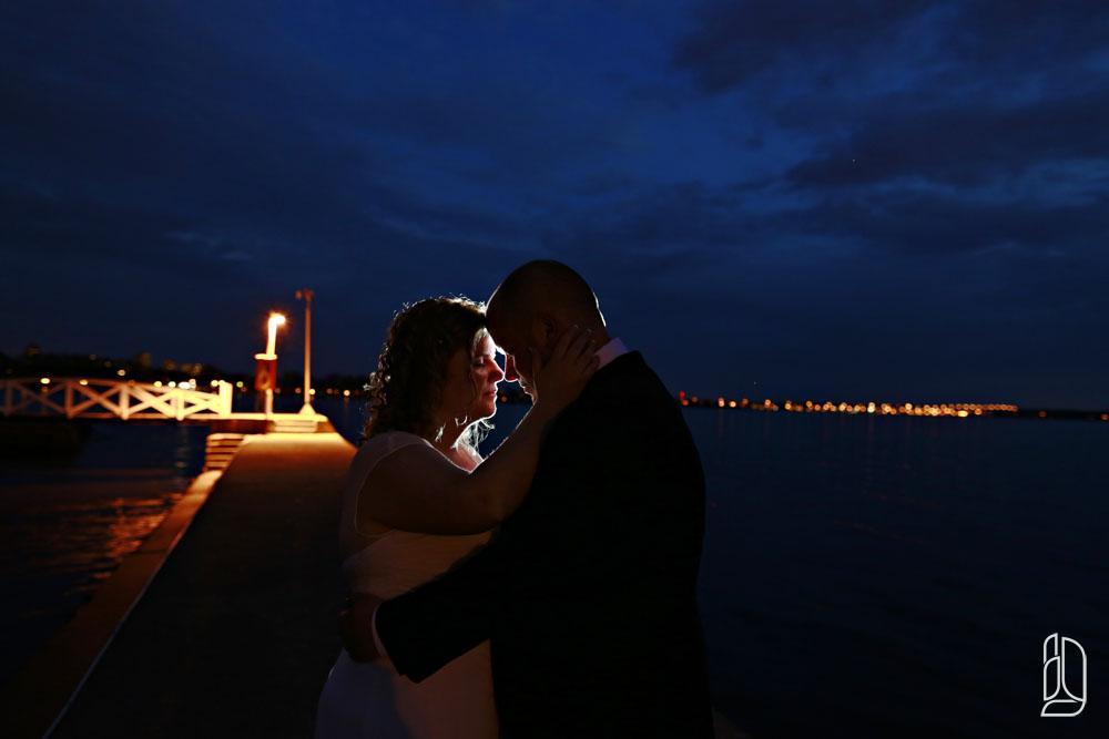 Wedding of Dore and Eric at Britannia Yacht Club in Ottawa