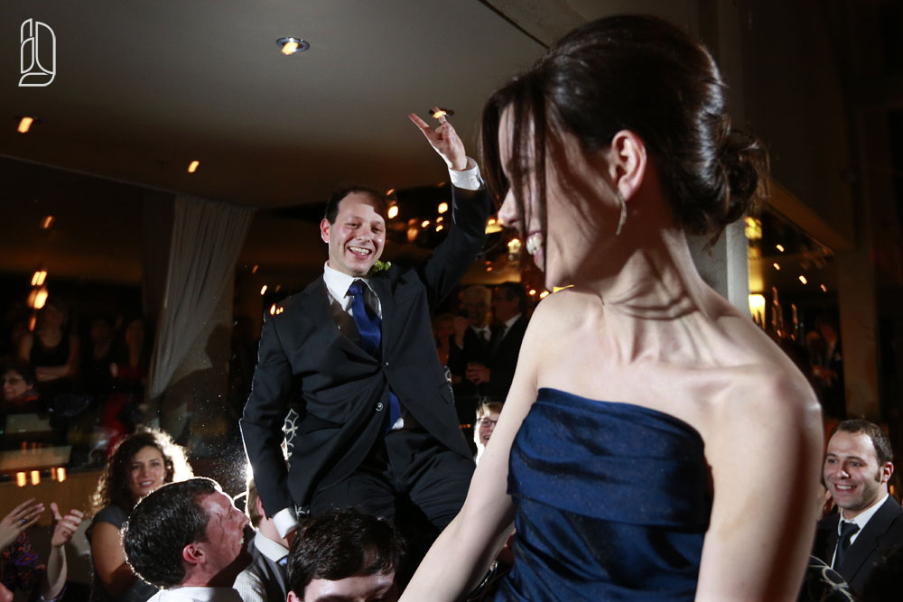 Wedding of Emma and Matt at Restaurant 18 in Ottawa