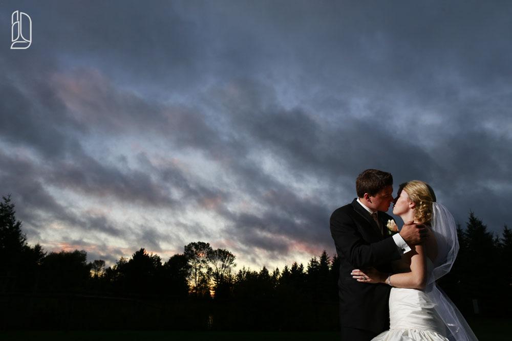 Wedding of Katelyn and Ben at Saunders Farm in Munster near Ottawa
