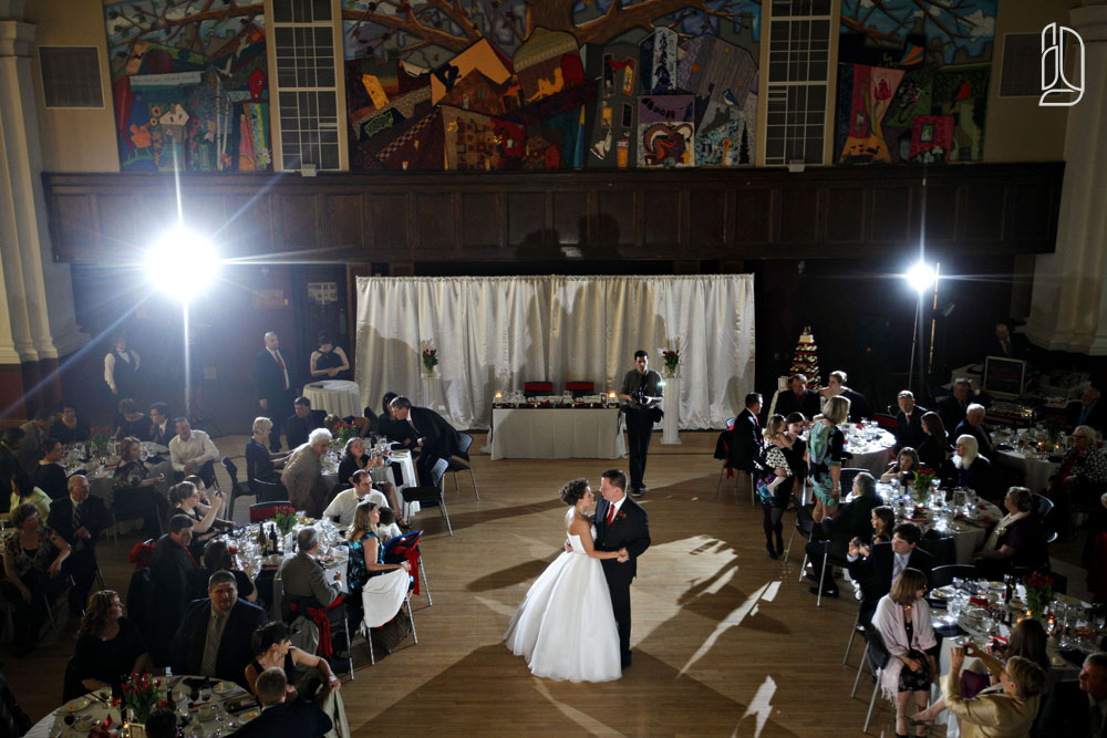 Marie-Claire-Keith-Glebe-Community-Centre-Wedding