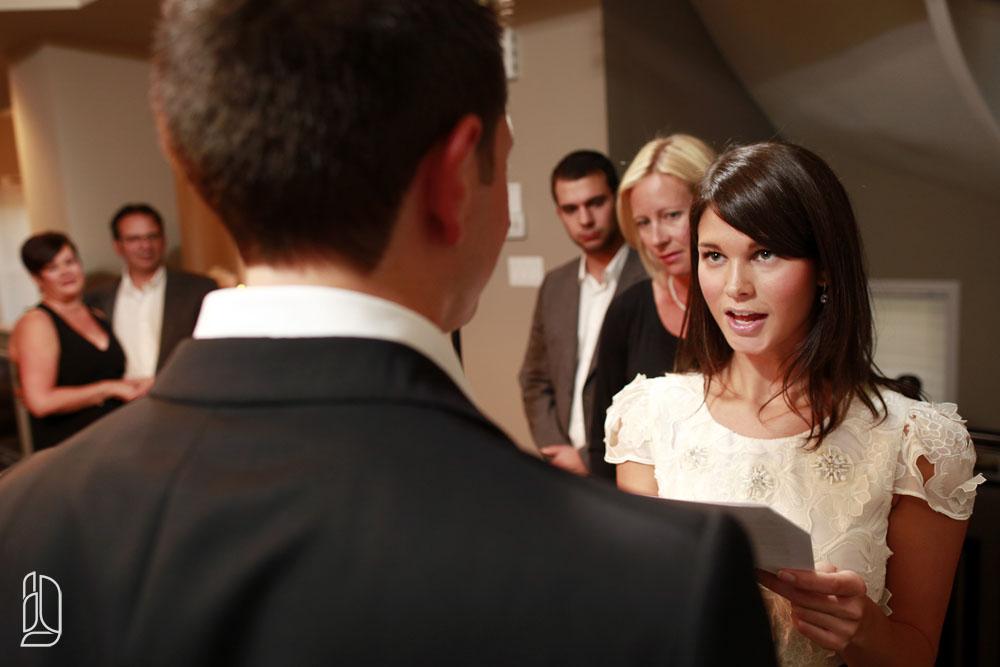 Ottawa Elopement Reenactment of Michelinne and Darren
