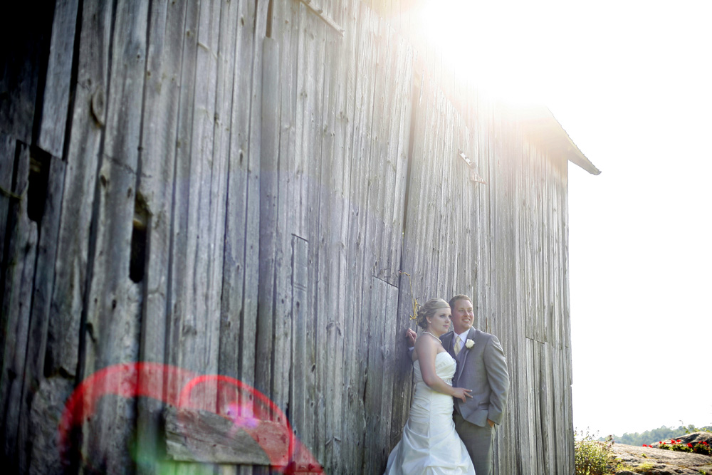 Wedding of Trista and Brad at Northfork Country Kitchen