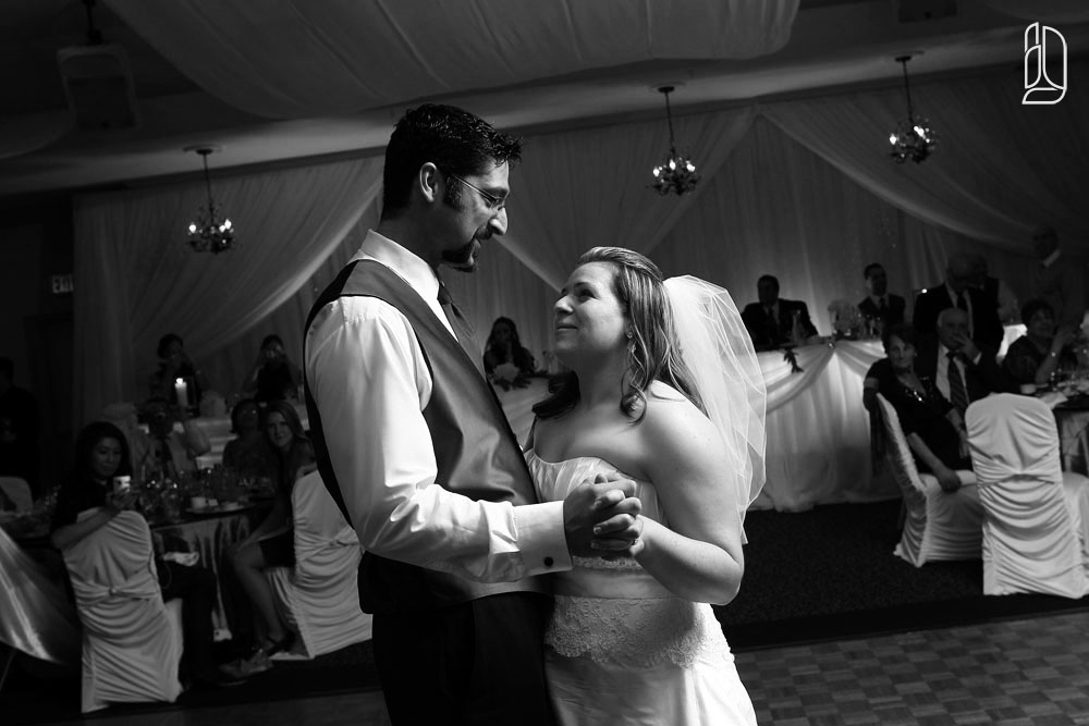 Wedding of Vanessa and Romolo in Brampton and Oakville